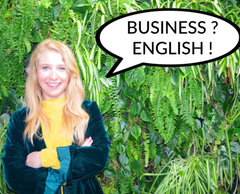 Business English very important
